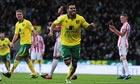 Norwich City's Bradley Johnson