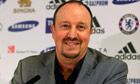 Rafael Benítez, Chelsea manager