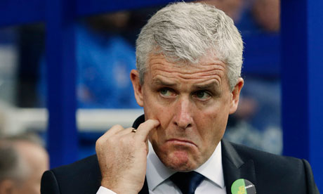 Mark Hughes has had votes of confidence at QPR