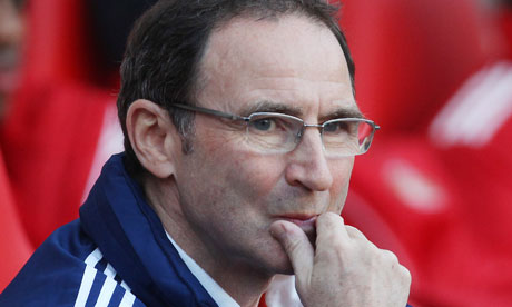 Martin O'Neill ponders if his side will do a goal