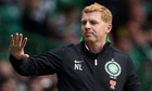 Neil Lennon, the Celtic manager