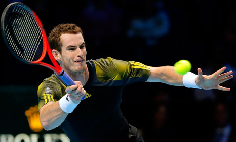 ATP World Tour Finals 2012 London