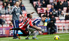 Sunderland playing West Bromwich Albion