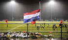 Richard Nieuwenhuizen tribute at SC Buitenboys