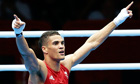 Anthony Ogogo says now is an ideal time to leave the amateur ranks