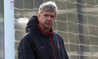 Arsenal manager Arsne Wenger