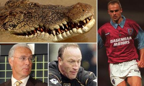 The Joy of Six: weird football stories.