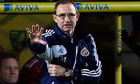 Sunderland's manager O'Neill