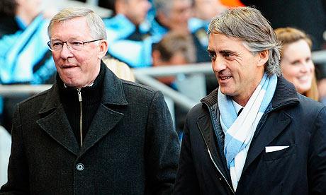 Sir Alex Ferguson, the Manchester United manager