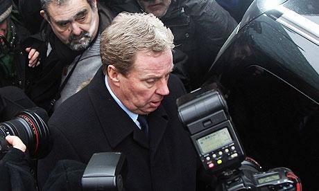 Harry Redknapp leaves Southwark crown court