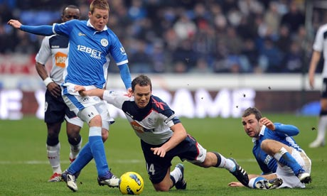 Bolton Wanderers v Wigan Athletic
