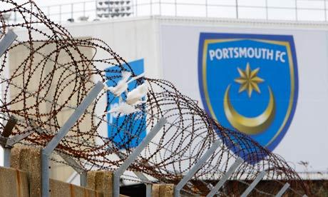 Portsmouth's ground Fratton Park