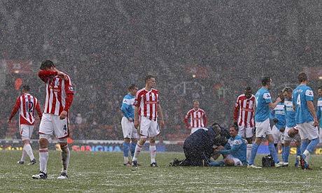 Robert Huth Stoke City Sunderland