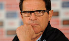 Fabio Capello FA John Terry