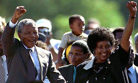 Mandela released