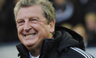 Roy Hodgson, West Brom manager