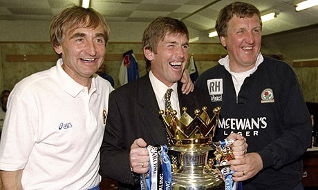 Tony Parkes, Kenny Dalglish and Ray Harford