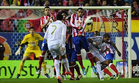 Real Madrid 4 Atletico Madrid 1 Fotos