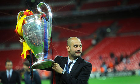 Pep Guardiola 2011