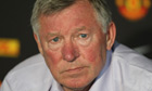 Sir Alex Ferguson, Manchester United manager