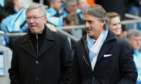 10 laga penting Liga Inggris 2012-2013