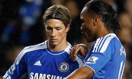 Liga Inggris  - Rumor Transfer Chelsea, Drogba Datang, Torres Dijual, Atletico Menanti