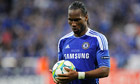 Didier Droga addressed his colleagues in the Chelsea dressing room