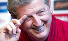 England's manager Roy Hodgson