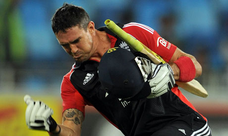 Kevin Pietersen will now play only Tests