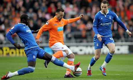 Blackpool v Birmingham City