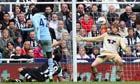 Yaya Touré fires home Manchester City's second