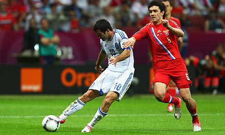 Giorgos Karagounis Greece