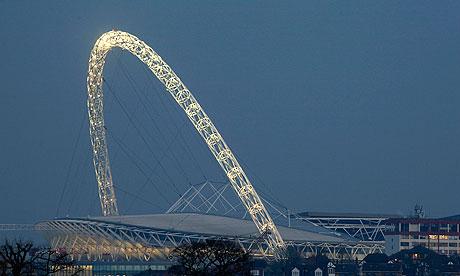 Wembley Stadium England