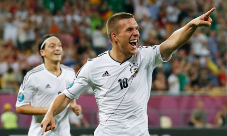 FT Germany 2 – 1 Denmark