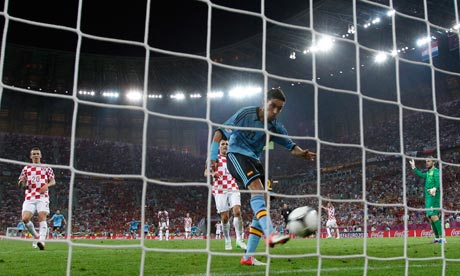 FT Croatia 0 – 1 Spain