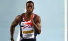 Dwain Chambers looks to have a new rival