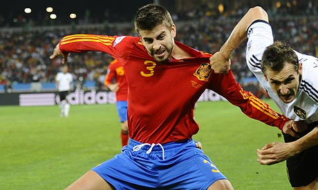 Gerard Pique Barcelona