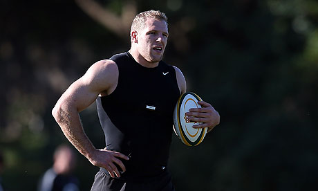 England Rugby Union Media Access