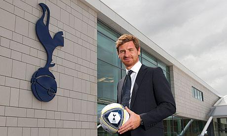 Tottenham sack manager Andre Villas-Boas