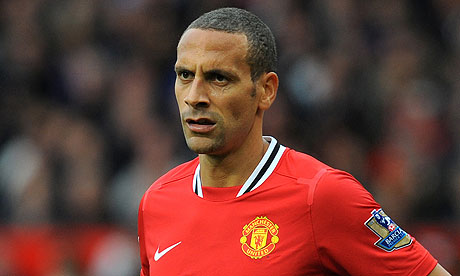Manchester Uniteds Rio Ferdinand charged by FA over Twitter.
