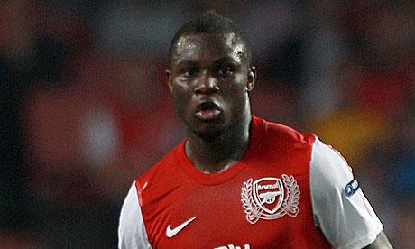 Emmanuel Frimpong Arsenal