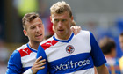 Pavel Pogrebnyak and Adam Le Fondre