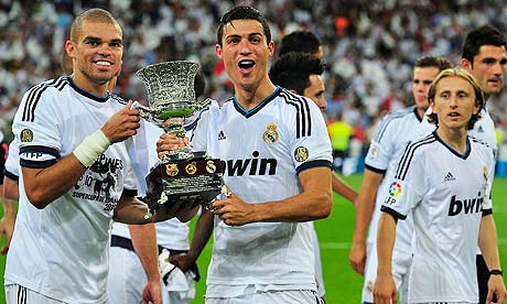 Real Madrid beat Barcelona to win Spain's Super Cup | Football | The