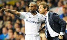 Tottenham Hotspur's Jermain Defoe