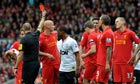 Jonjo Shelvey sent off