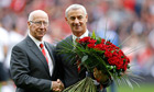 Sir Bobby Charlton Ian Rush