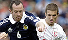 Scotland v Serbia