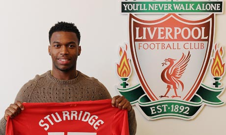 Daniel Sturridge unlikely to ease Suárez reliance