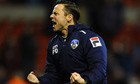 Paul Dickov, Oldham manager