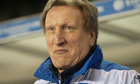 Neil Warnock, Leeds manager